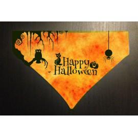 Halloween tacsi kendő