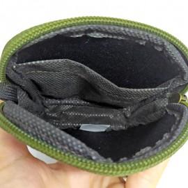 Szálkásszőrű tacsis kis pénztárca
